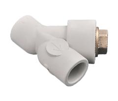 Фильтр грубой очистки воды из полипропилена