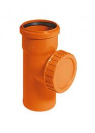 Ревизия для наружной канализации